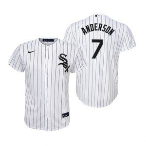 Chicago White Sox Tim Anderson Jersey